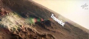 Screenshot des DLR-Films